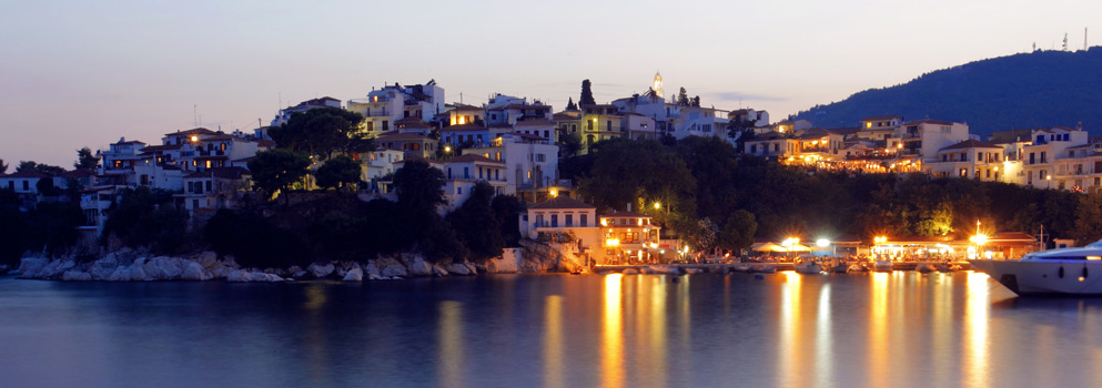 Skiathos-Island-by-night